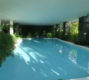 Schönes warmes Wasser und Ruhe Hotel La Palma Jardin
