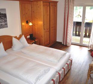 DZ mit Balkon Hotel Garni Malerwinkl
