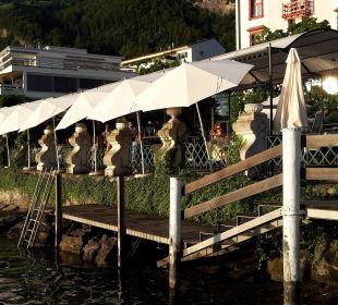 Seeterrasse / Restaurant Hotel Vitznauerhof