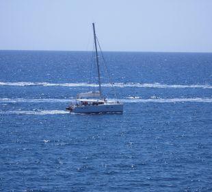 Der Hafen Porto Colom so nah... JS Hotel Cape Colom