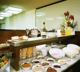 Breakfast K+K Hotel Elisabeta