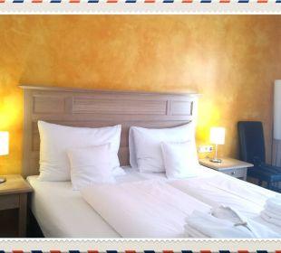 Unser Bett Das Hotel Eden