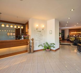 Lobby Hotel Marin Dream