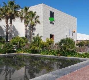 Vorderansicht Teil  Fuerte Conil & Costa Luz Resort