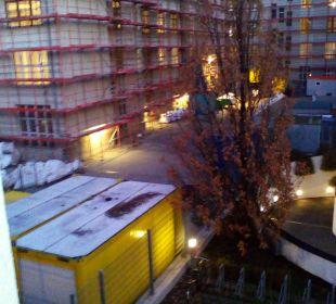 Ausblick Best Western Hotel am Spittelmarkt