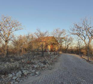 Anlage Etosha Safari Camp