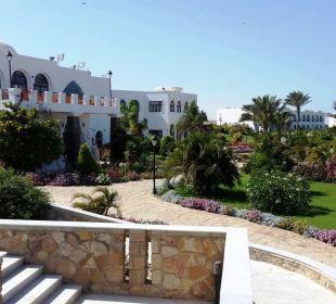 Außenansicht Hotel Gorgonia Beach