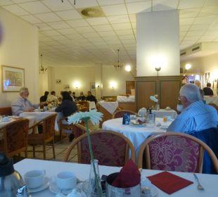 Frühstücksraum Comfort Hotel Weißensee