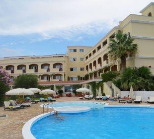 Hotel vom pool Hotel Gabbiano Azzurro
