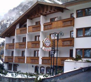 Außenansicht Hotel Gundolf
