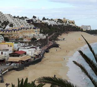 Blick auf Jandia Hotel XQ El Palacete
