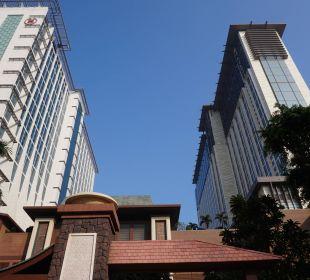 Außenansicht Hotel Sheraton Macao