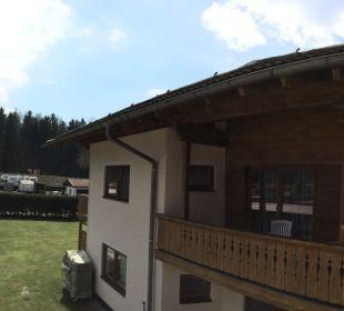 Zimmerblick Wohlfühlhotel Ortnerhof