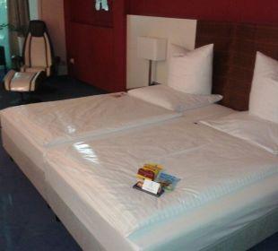 Schlafbereich Best Western Hotel alte Mühle