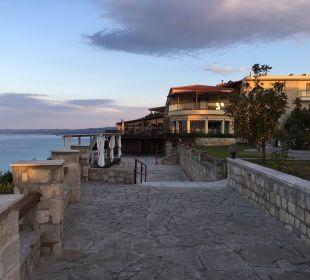 Außenansicht Blue Bay Halkidiki