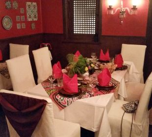 Orientalisches Essen Hotel Iberotel Makadi Beach