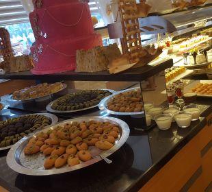Nachtisch Büffet Hotel Narcia Resort Side