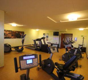 Fitnessraum Morada Strandhotel Ostseebad Kühlungsborn