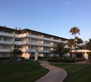 Hotelgebäude Aparthotel Esperanza Park
