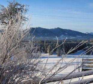 Auch im Winter wunderbar Biohof Rechenmacher