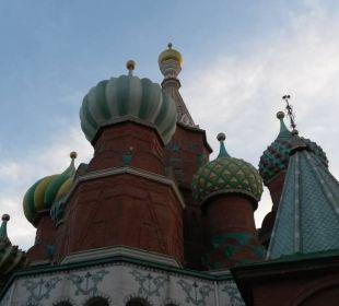 Basilika am Pool, ist ein Restaurant Hotel WOW Kremlin Palace