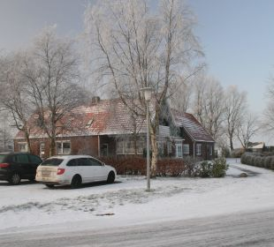 Wintereinbruch Birkenhof Neuharlingersiel