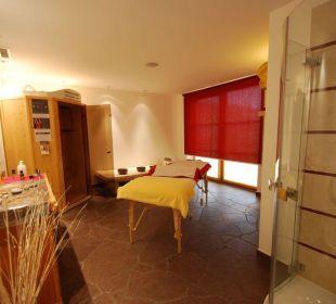 Massage-Zimmer Hotel Taubers Unterwirt