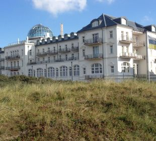 Ein Schloss in den Dünen Strandhotel Kurhaus Juist