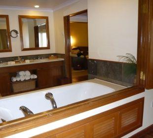 Badezimmer Hotel Tanjung Rhu Resort
