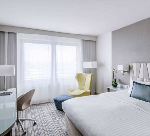 Deluxe Zimmer Hotel Courtyard by Marriott München City Center