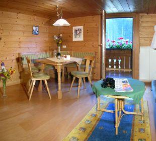 Wohnzimmer Ferienwohnung Winkler