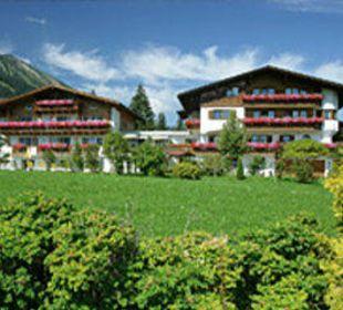 Außenansicht Landhaus Sammer Hotel Garni