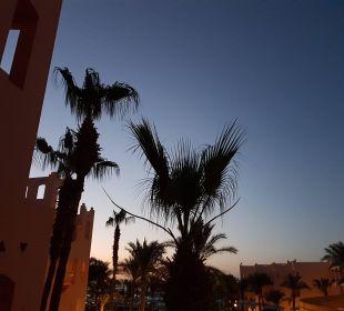 Morgens um halb 5 Hotel Le Pacha Beach Resort