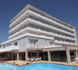 Die Seitenmeerblickzimmer  JS Hotel Cape Colom