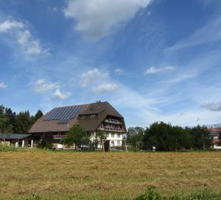 Oberjosenhof mit Nebengebäude Ferienbauernhof Oberjosenhof