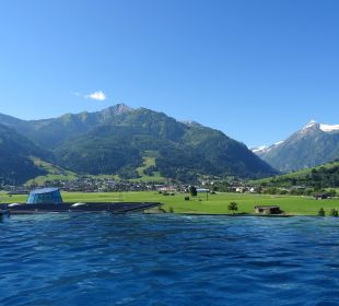 Ausblick Hotel Tauern Spa Zell am See-Kaprun