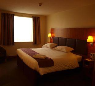 Schönes Zimmer Hotel Premier Inn London Wembley Stadium