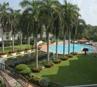 Außenansicht Hotel Lanka Princess