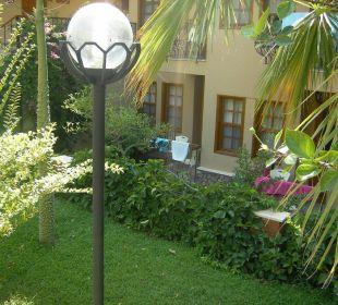 Von außen Blue Lagoon Hotel Oludeniz