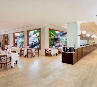 Restaurant Hotel Hipotels La Geria