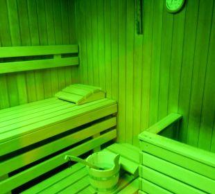 Wellnessbereich Finnische Sauna Hotel Kehlbachwirt