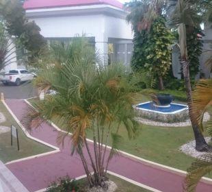 Unser Ausblick. Die gepflegte Anlage Hotel BlueBay Villas Doradas Adults Only