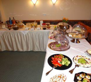 Frühstück Hotel Kipping