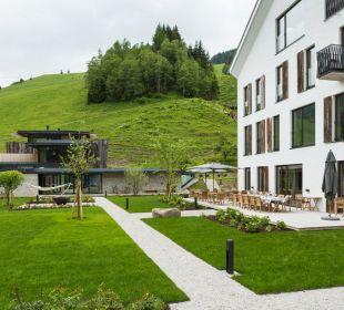 Hotelbilder designhotel wiesergut in saalbach hinterglemm for Designhotel wiesergut