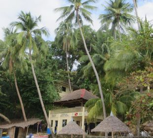 Blick auf Tauchbasis Hotel Sipalay Easy Diving and Beach Resort