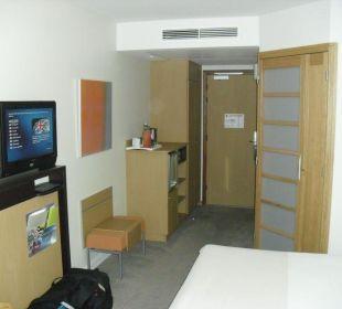 Zimmer 408 Hotel Novotel Wien City
