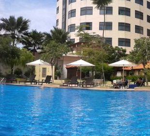 Pool Park Hotel Clarke Quay