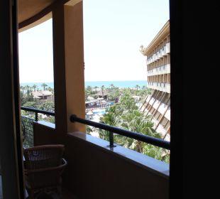 Balkon Hotel Royal Dragon