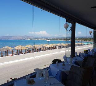 Blick zum Meer Hotel Corissia Beach