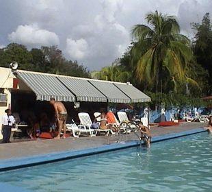 San Juan - Pool und Bar